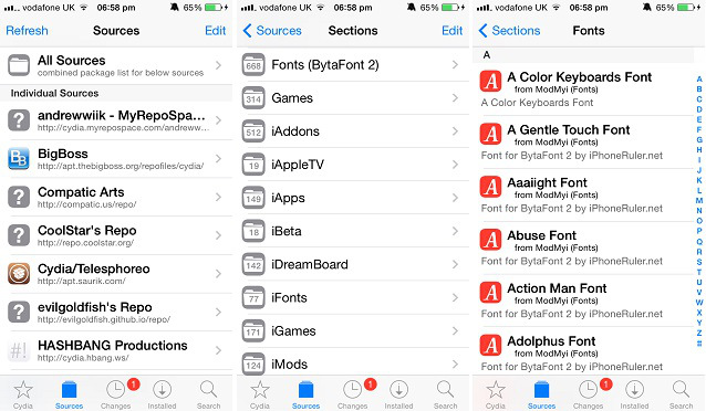 How To Use Different Fonts On iPhone