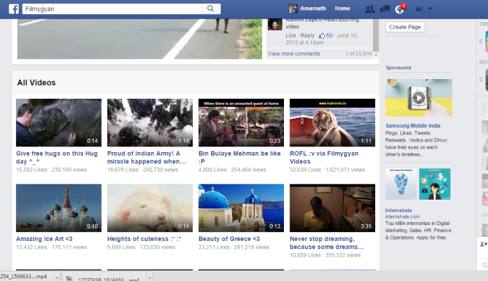 How To Download Videos Directly From Facebook Without Any Software