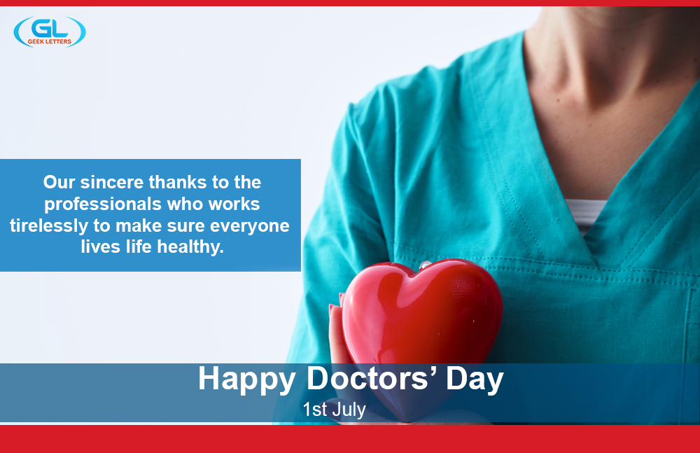 Happy National Doctors' Day wishes india