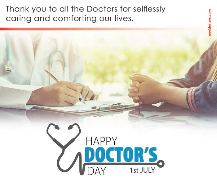doctor day quote 2020