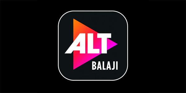 alt balaji logo Indian streaming service